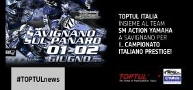 TOPTUL ITALIA CON IL TEAM YAMAHA SM ACTION A SAVIGNANO PER L'ITALIANO PRESTIGE DI MOTOCROSS!