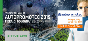 Ferval at Autopromotec 2019 - international automotive aftermarket trade show