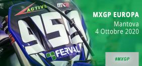 MXGP d'Europa - Mantova, 4 Ottobre 2020: Ottime promesse per il Team SM Action Yamaha