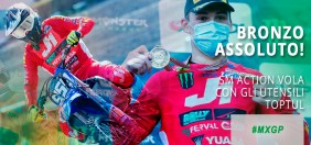 Renaux Terzo nel campionato MX2 2020!