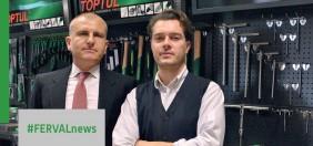 Ferval presenta Gabriele Bergami come nuovo direttore vendite Italia per il canale rivendita