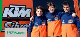 FERVAL NUOVO MAIN SPONSOR DEL TEAM DI MOTOCROSS KTM SILVER ACTION
