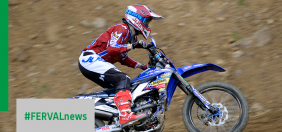 ITALIAN PRESTIGE CHAMPIONSHIP. Cervellin e Renaux  Team Yamaha Sm Action 1st e 2nd in MX2