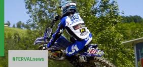 """Campionato Italiano Prestige. Cervellin e Renaux Team Yamaha Sm Action nella """"Top 5"""" MX2"""