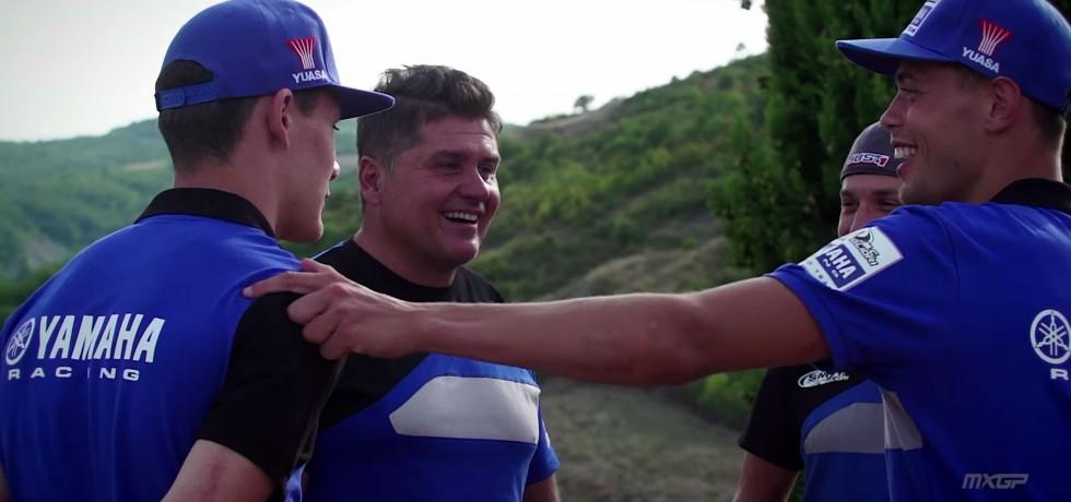 Ferval Sponsor Team Motocross Yamaha SM Action MC Migliori - MXGP Italy 2019